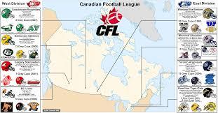 canadian football league billsportsmaps com