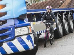 young cyclists alerted to lorry danger infocus magazines