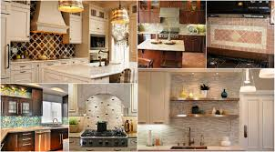 Backsplash Material Ideas - kitchen best kitchen backsplash designs trends home design