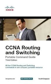 ccna routing and switching portable command guide 3rd edition