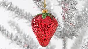 food ornaments epicurious epicurious