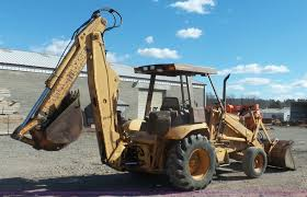 case 580k backhoe item j7607 sold march 10 manhattan pi