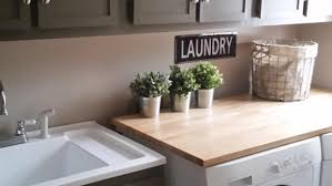 table top washer dryer cheap tricks make for budget friendly laundry room redo duluth