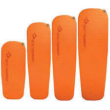 si e auto gonflable to summit matelas auto gonflant ultralight si large