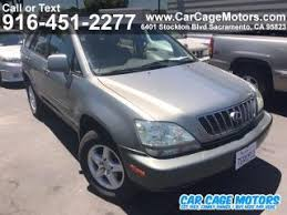 lexus suv 2002 for sale used 2002 lexus rx 300 suv pricing for sale edmunds