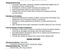 warehouse worker resume micxikine me wp content uploads 2017 11 shipping a