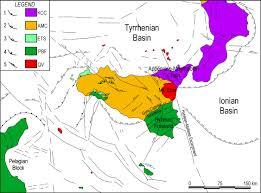 Isoline Map Definition Interplay Between Tectonics And Mount Etna U0027s Volcanism Insights