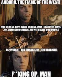 Op Meme - ellel pls dis iz op af teh lurd of teh reings facebook