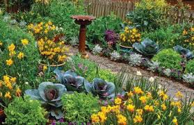 create an edible landscape organic gardening earth news