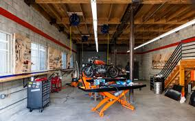 lucky wheels u201d diy moto garage