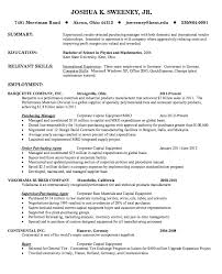 Sample Resume For Purchasing Agent by Download Purchasing Manager Resume Buy This Resume Oil Gas
