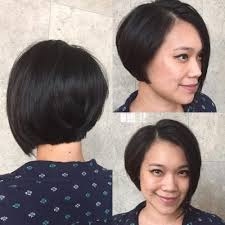 asymetrical ans stacked hairstyles 30layered bob hairstyles so hot we want to try all of them