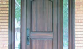 exterior doors with glass door awesome entry door sidelight glass replacement mahogany