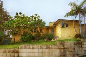 house for house live next to frank lloyd wright u0027s ennis house for 6k per month