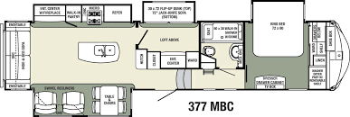 Travel Trailers With Bunk Beds Floor Plans Rvs Cheyenne Camping Center