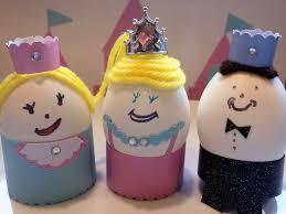 easter egg decorations meet the royal eggwards family u2013 her life