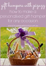 Easter Gift Baskets For Adults How To Make A Personalised Gift Hamper For Any Occasion