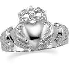 Claddagh Wedding Ring by Mens Claddagh Wedding Band
