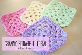 crochet pattern videos for beginners crochet how to crochet a granny square for beginners bella coco