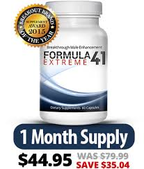 formula 41 extreme supplement review