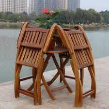 Folding Bar Table Outdoor Wood Folding Bar Table Precious Wood Folding Table For Small