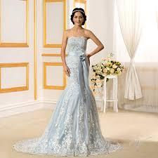 blue wedding dresses popular blue wedding dress buy cheap blue wedding dress lots from