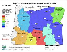 Map Of Logan Utah by Maps Of The Week Utah And Oregon U0027s Current Snow Water Equivalent