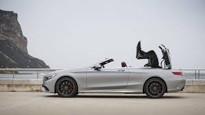 mercedes amg convertible 2017 mercedes s500 s63 amg cabriolet review gtspirit