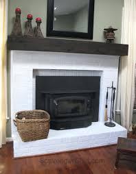 image build fireplace mantel surround diy plans mantels box diy
