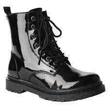 womens combat boots target s reignite patent combat boot target wishlist