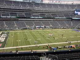 Metlife Stadium Map Metlife Stadium Section 217 Giants Jets Rateyourseats Com
