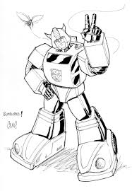 con sketch bumblebee by caliber316 on deviantart