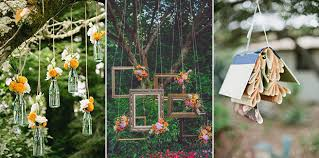hello 10 outdoor wedding decor ideas onefabday