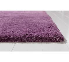 Pink Ombre Rug Buy Collection Ombre Supersoft Shaggy Rug 230x160cm Plum At