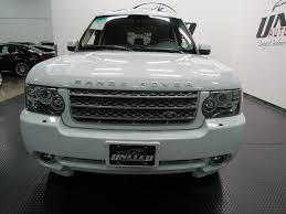 land rover range rover white 2011 used land rover range rover 4wd 4dr sc at united auto brokers