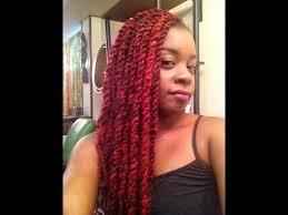 color 99j in marley hair havana twist tutorial youtube