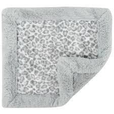 Cheetah Print Blanket Koala Baby Security Blanket Gray Leopard Toys