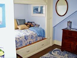 Small Bedroom Built In Cabinet Designs Bedroom Excellent White Wooden Built In Beds With Storage And