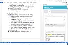 format resume formatting