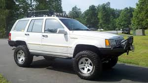 lifted jeep grand cherokee 1994 jeep grand cherokee information and photos zombiedrive