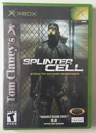 original xbox game lot of 8 games splinter cell halo 2 harry