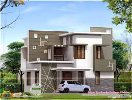 Modern Home Plans by Budget Modern House Kerala Home Design And Floor Plans