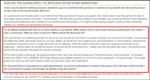 sorry affiliate bloggers but your about page disclosure doesn u0027t