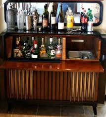 Retro Bar Cabinet Iron Geo Combo My Style Pinterest Furniture And Cabinets