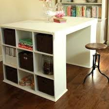 diy bookcase bench diy craft table workbench and potting table