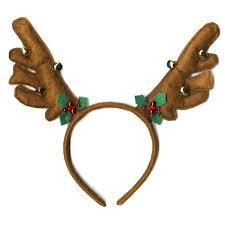 reindeer antlers headband editions women s reindeer antler headband