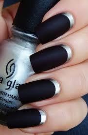 25 best silver nail art ideas on pinterest silver nail navy