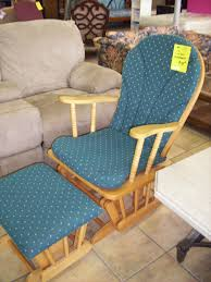 Glider Chair With Ottoman Furniture Beautiful Glider Rocker And Ottoman Plus Tufted Cushion