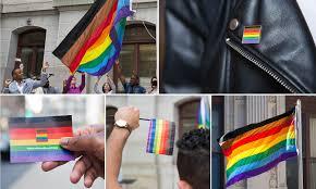 Pride Flag Colors More Color More Pride Hello Tierney