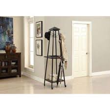 coat racks entryway furniture the home depot